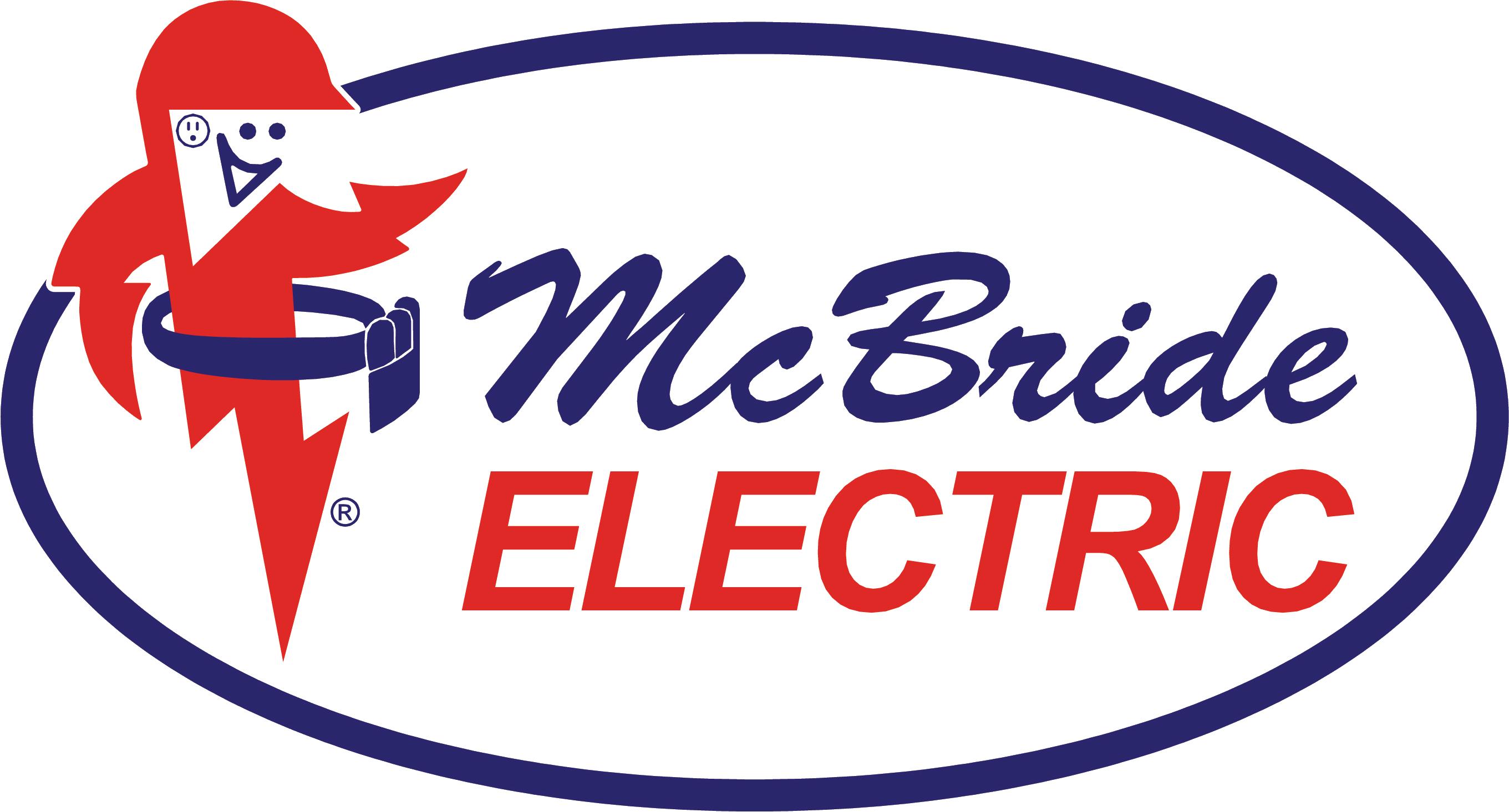 McBride Electric logo